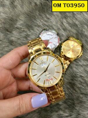 Đồng hồ nam Omega OM T03950