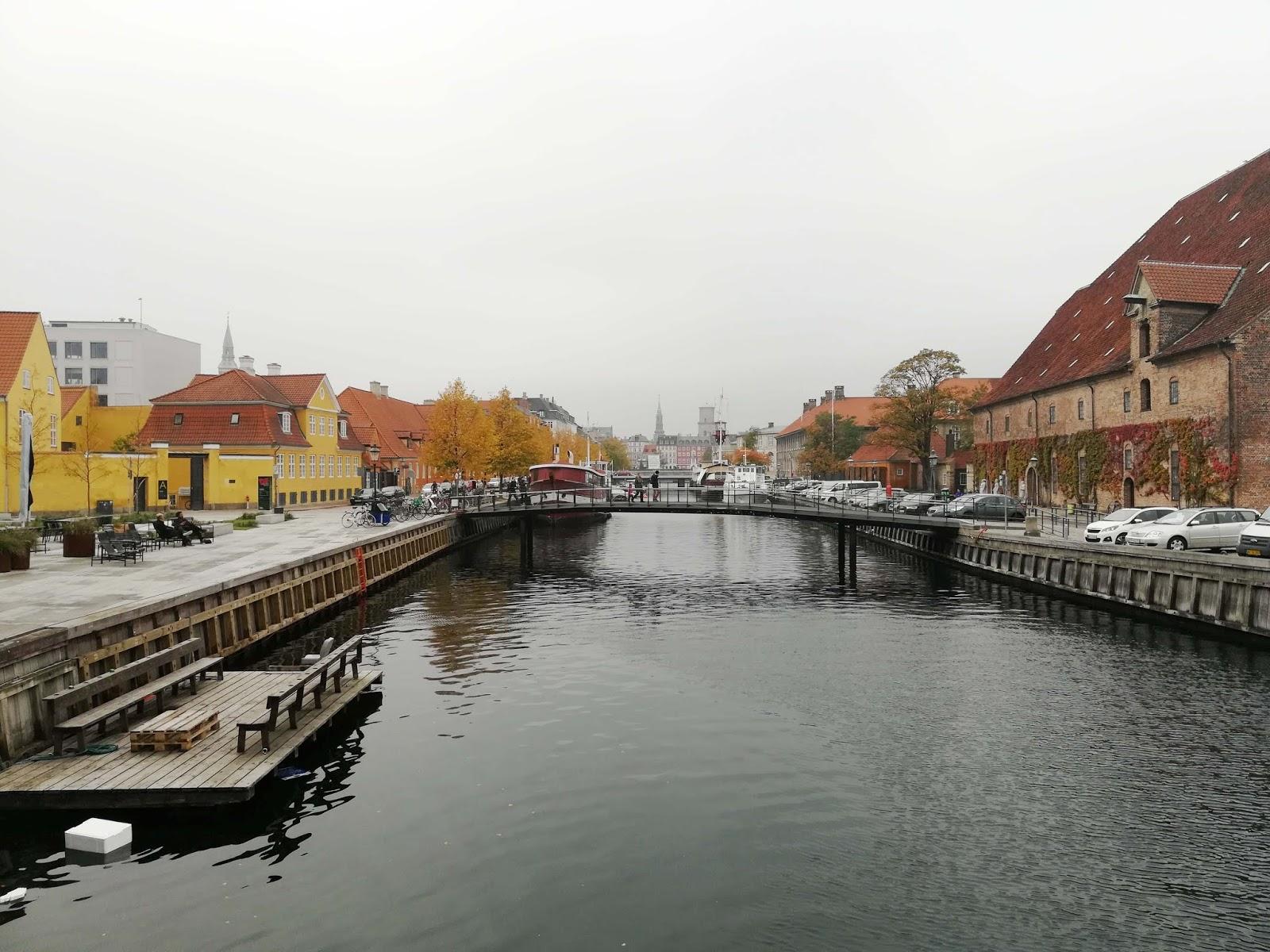 Jesienny weekend w Kopenhadze