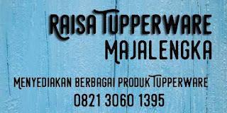 Membeli Poduk Tupperware di Raisa Tupperware Majalengka