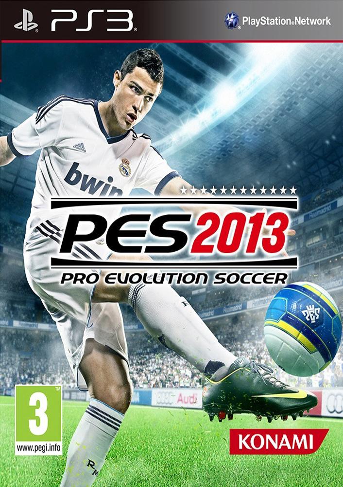 Kết quả hình ảnh cho Pro Evolution Soccer 2013 cover ps3