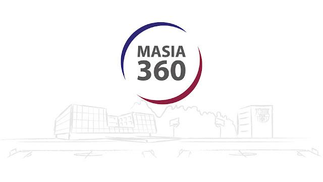 El proyecto 'Masia 360' se presenta este miércoles en el Palau Blaugrana