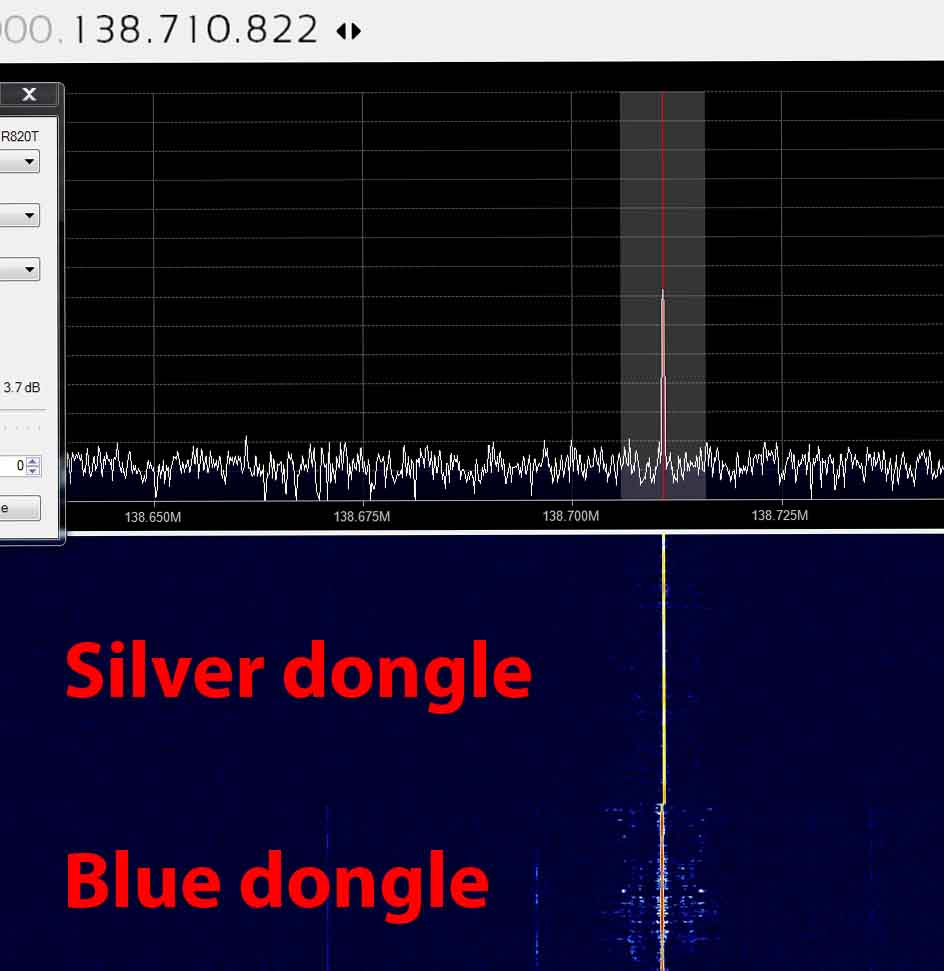 Radio for Everyone: Video Comparison: Nooelec vs RTL-SDR com