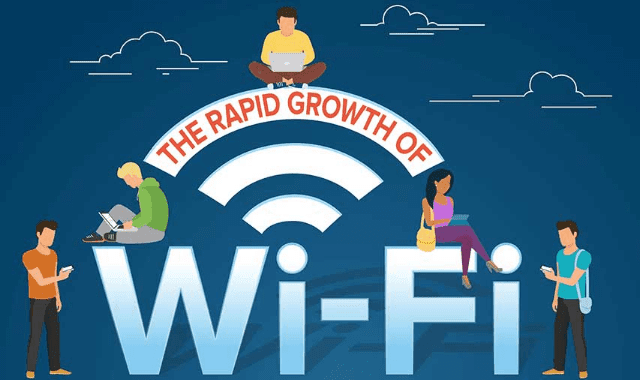 The Rapid Growth Of Wi-Fi