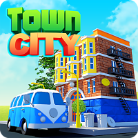 Tải Game Town City Hack Mod Full Tiền Cash Cho Android
