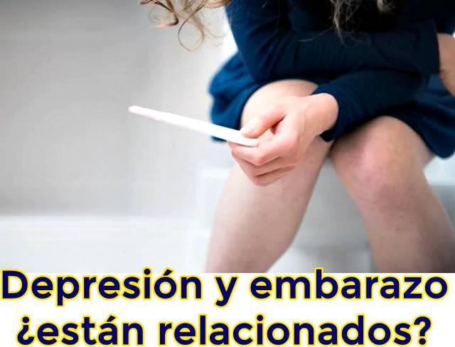 Los efectos de la depresión sobre el embarazo
