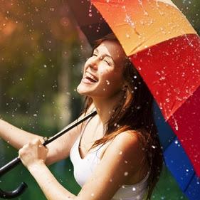 Bring 3 Things to Holiday in Rain Season
