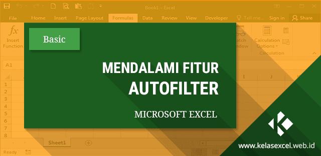 Cara Menggunakan Autofilter Excel Untuk Memfilter Data