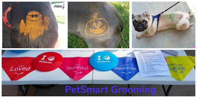 PetSmart Grooming Tattoos