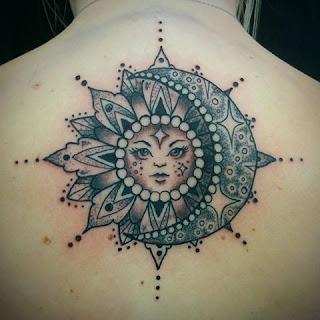 Tatuajes De Sol Y Luna Para Mujeres Y Su Significado