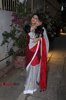 Bollywood Actress Vidya Balan Pos in Saree at Live in Conversation With Renil Aham  0008.jpg