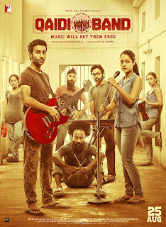 Qaidi Band 2017 Hindi Movie 175Mb hevc DVDRip