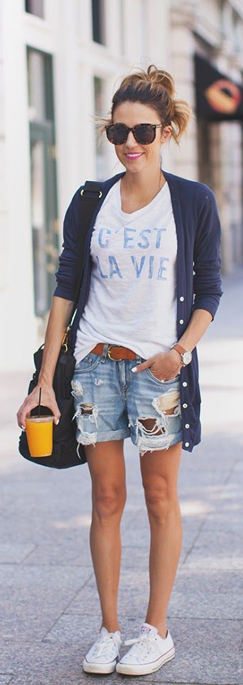 Simple but Amazing Street Style Outfits #streetstyle #outfits