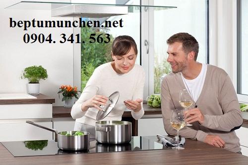 bếp từ ngày càng hiện đại trong cuộc sống