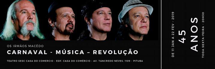 Carnaval - Música – Revolução