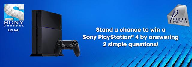 Gratis 1 Unit PlayStation® 4 Hanya Menjawab Pertanyaan Ini