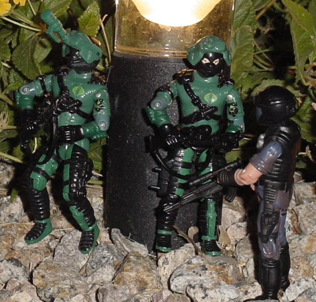 1989 Night Viper, Funskool, Variant, 1985 Snake Eyes, V2