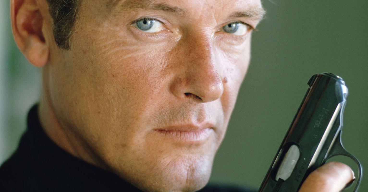 james bond the secret agent the final words of sir. Black Bedroom Furniture Sets. Home Design Ideas