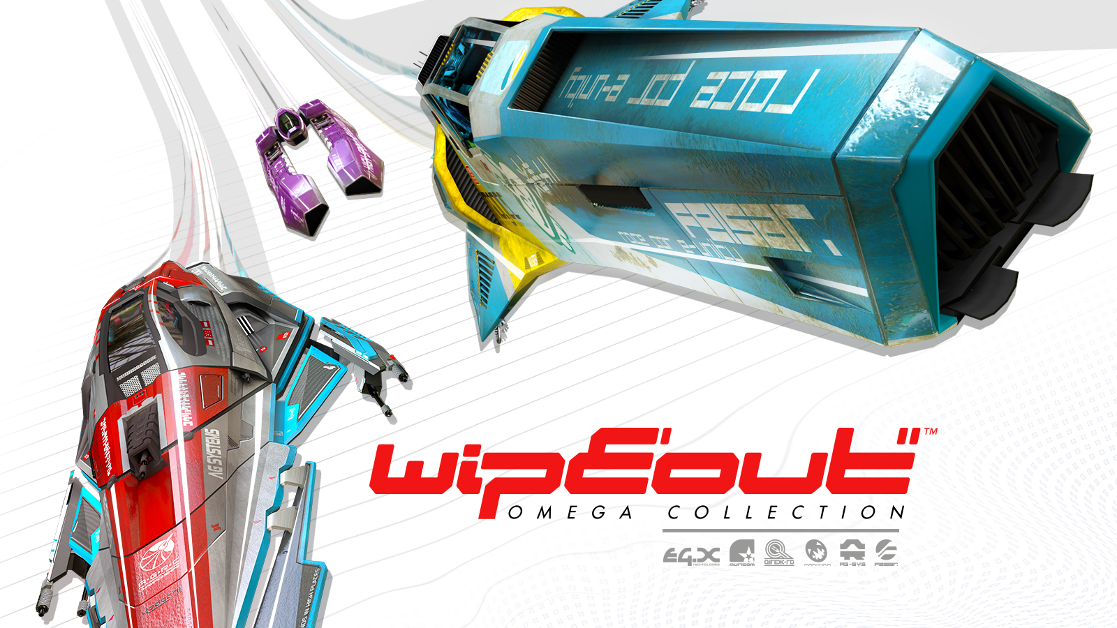 Análisis | WipEout Omega Collection