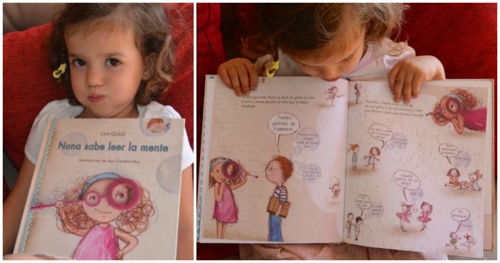 cuentos para enseñar valores niños: Nuna sabe leer la mente, empatía
