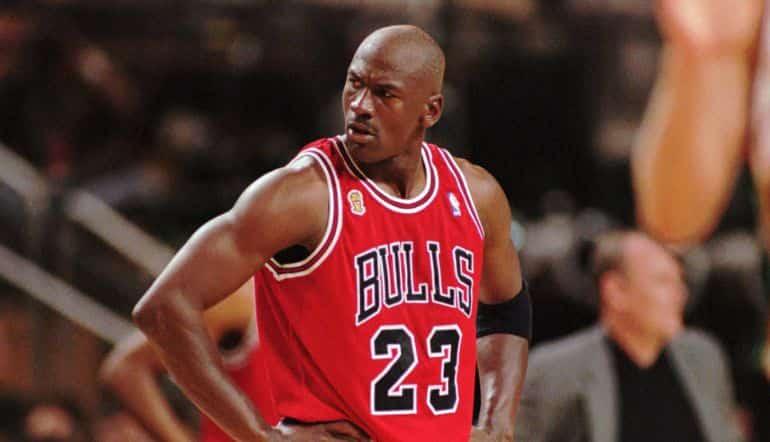 Frases de Michael Jordan motivacionales