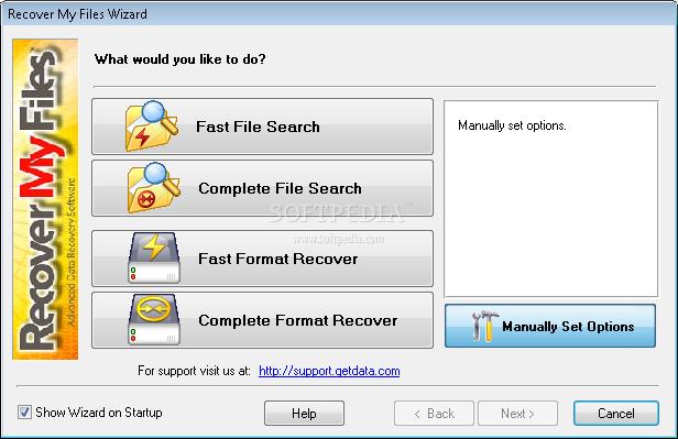 تحميل برنامج استعادة الملفات المحذوفة من الكمبيوتر عربي مجانا