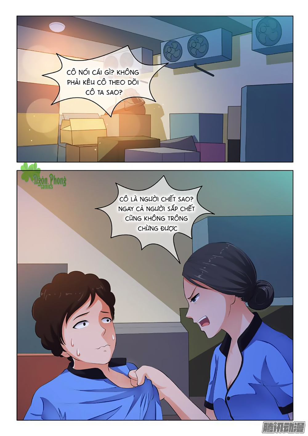 Băng Sơn Thủ Tế – Chap 27