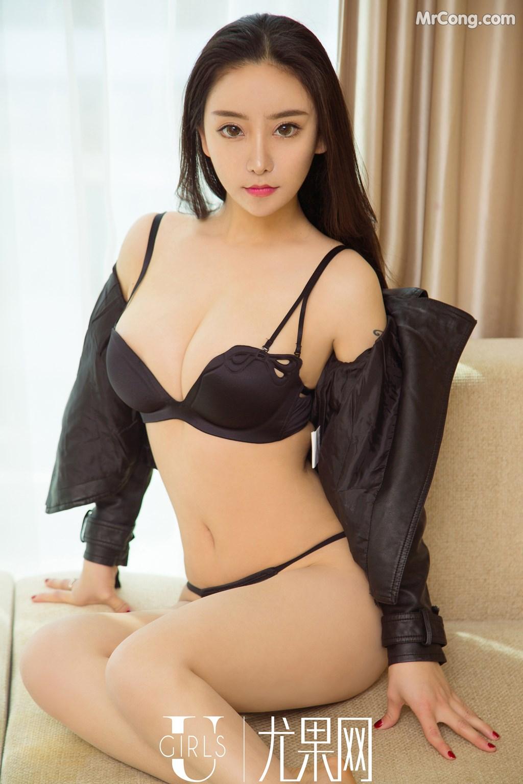 Image UGIRLS-U369-Han-Mo-Yu-MrCong.com-003 in post UGIRLS U369: Người mẫu Han Mo Yu (韩沫瑜) (66 ảnh)