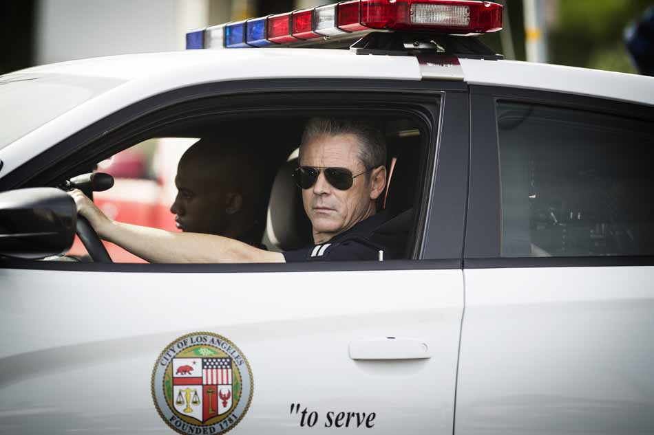 SouthLAnd First: Exclusive interview with SouthLAnd's C. Thomas Howell