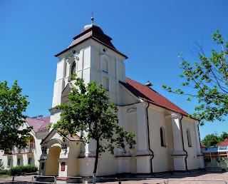 Пинск. Церковь Святого Карла Борромео. Концертый зал