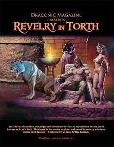 Revelry in Torth [O5R adventure]