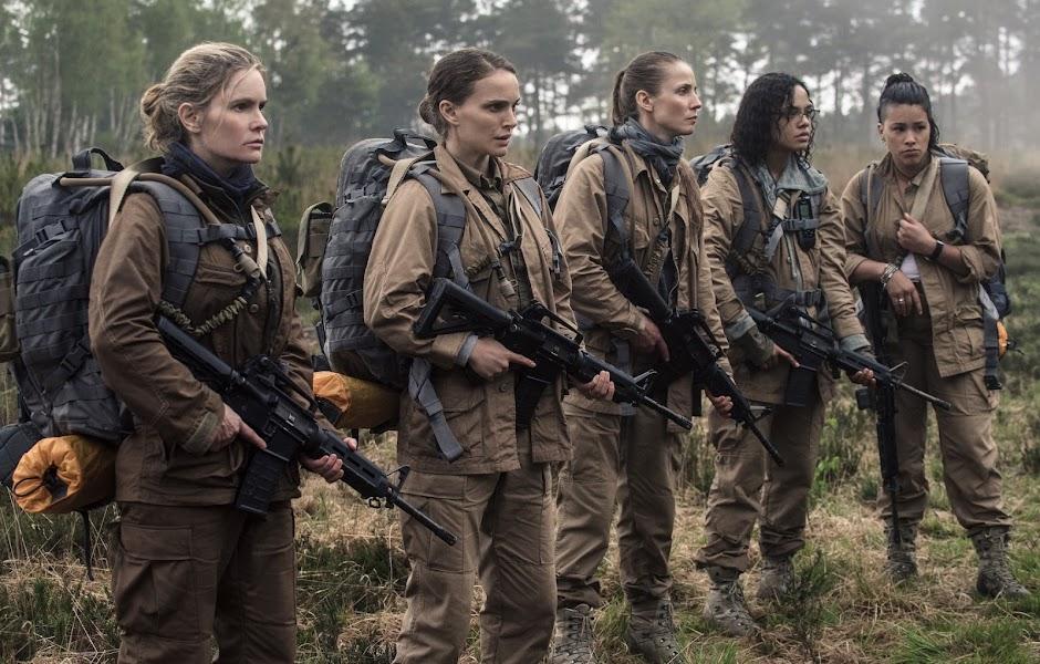 """Netflix divulga data de lançamento da sci-fi """"Aniquilação"""", com Natalie Portman"""