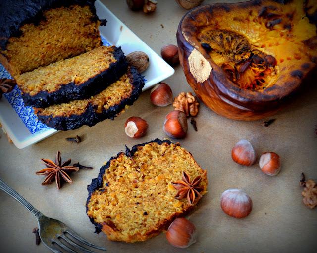 ciasto-dyniowe Ciasto dyniowe z kremem z daktyli