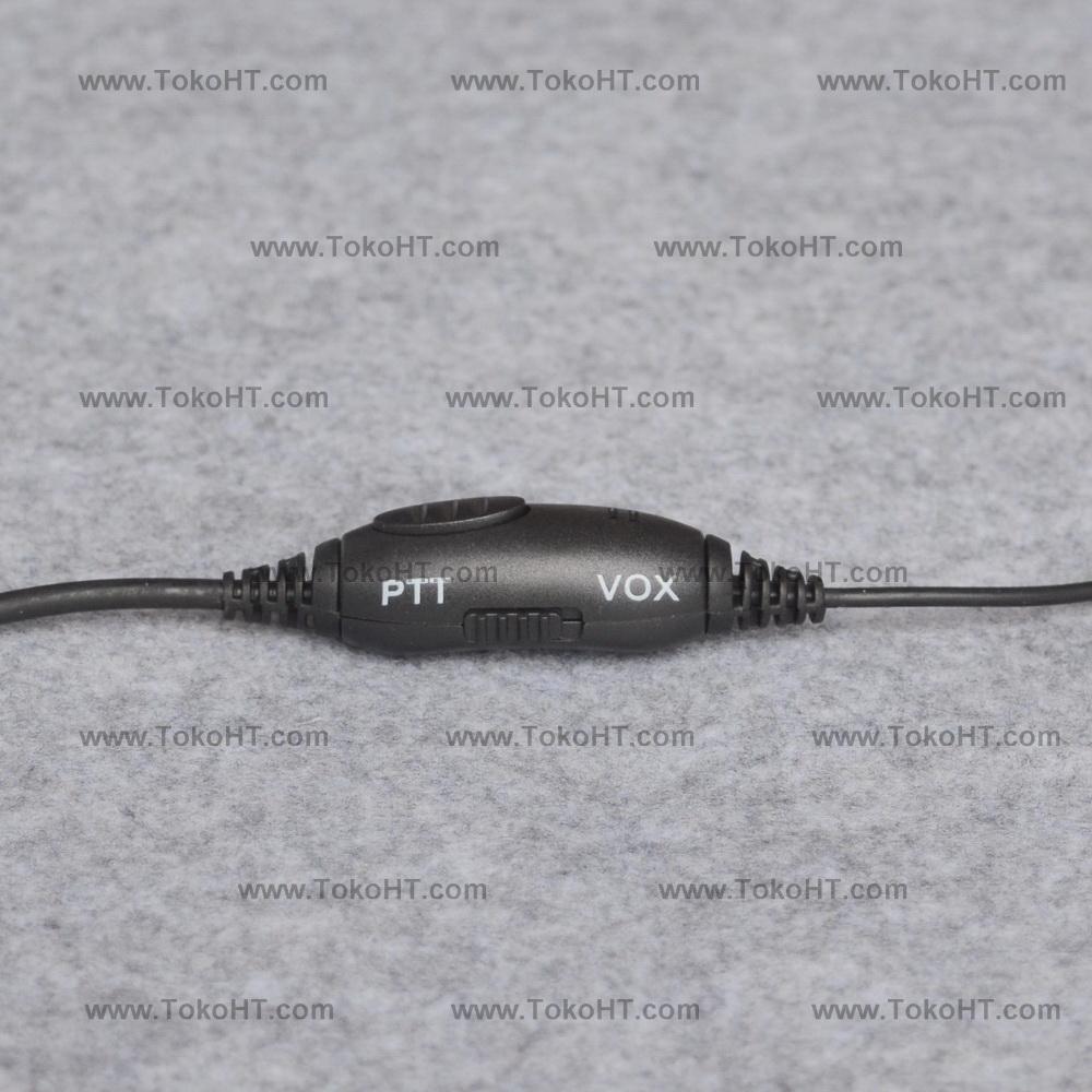 Handsfree Headset Paspampres Detektif VOX HT Motorola