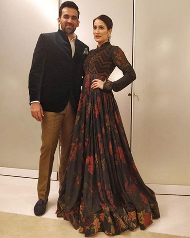 Zaheer Khan and Sagarika Ghatge are Married Now!