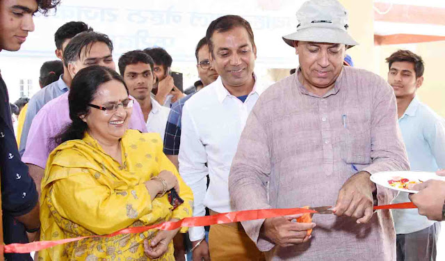 Seven-day camp launched in Nehru College, Faridabad