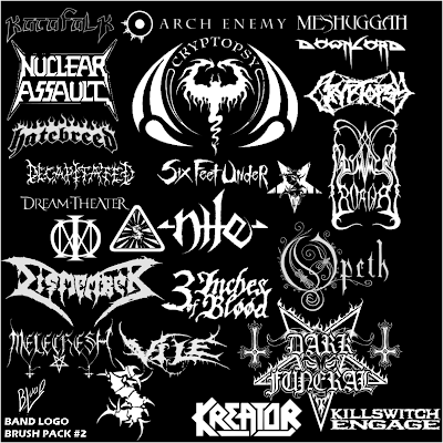 Arch Enemy, Cryptopsy, Katafalk, Nuclear Assault, Meshuggah, Downlord, Six Feet Under, Dimmu Borgir, Hatebreed, Nile, Decapitated, Dream Theater, Opeth, 3 Inchs Of Blood, Dismember, Dark Funeral, Sepultura, Killswitch Engage, Vile, Kreator, Melechesh.