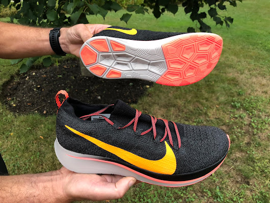 Nike Zoom Fly Flyknit Initial Road Test Review: Zoom Fly 2.5%?
