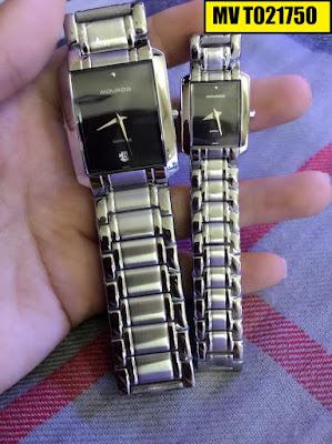 Đồng hồ cặp đôi Movado T021750