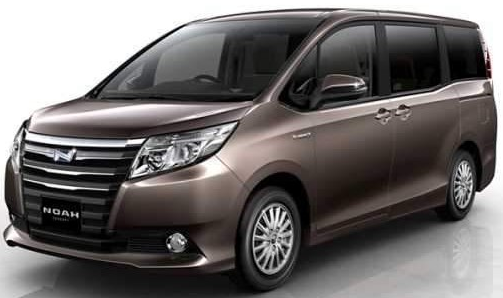 2018 Toyota Noah Release Date