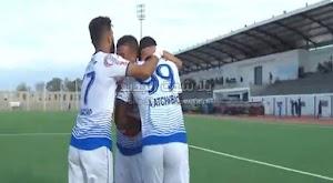 أولمبيك آسفي يفرض التعادل الاجابي بهدف لمثله على فريق نهضة الزمامرة في الدوري المغربي