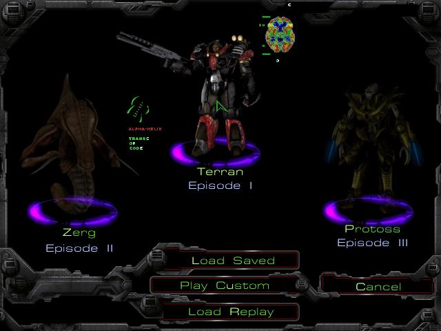 Starcraft Campaign