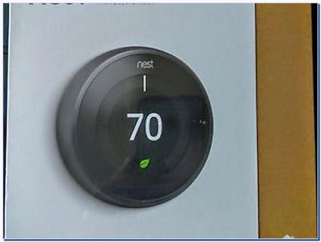 Nest thermostat 3rd generation Ebay