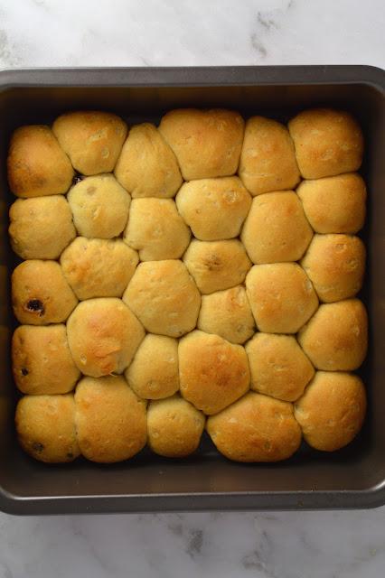 Nutella Filled Bread Bites Recipe