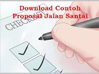 Download Contoh Proposal Jalan Sehat atau Jalan Santai