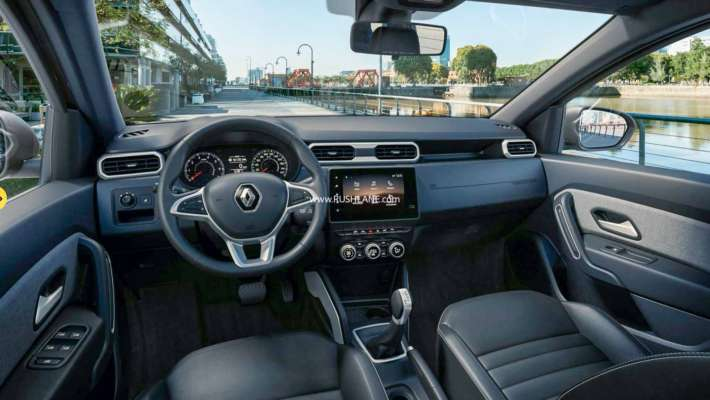 Renault Duster upgrade in Brazil BS6 format