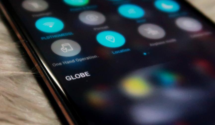 Globe Telecom, Third Telco Philippines