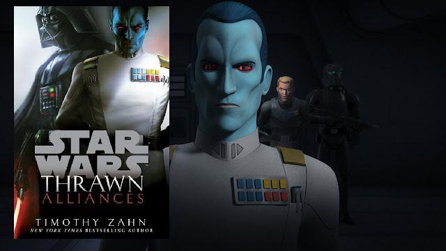 Recenzja - Star Wars: Thrawn: Alliances - Timothy Zahn