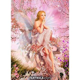 Imágenes de Ángeles mujeres con alas bella bonita