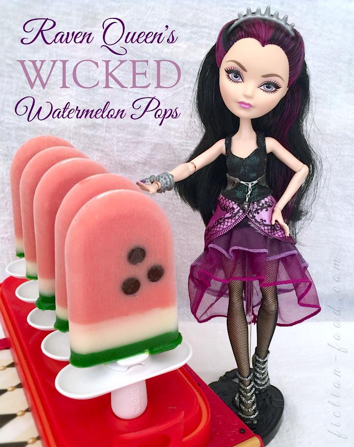 "Fiction-Food Café: Watermelon Popsicles | ""Ever After High ..."