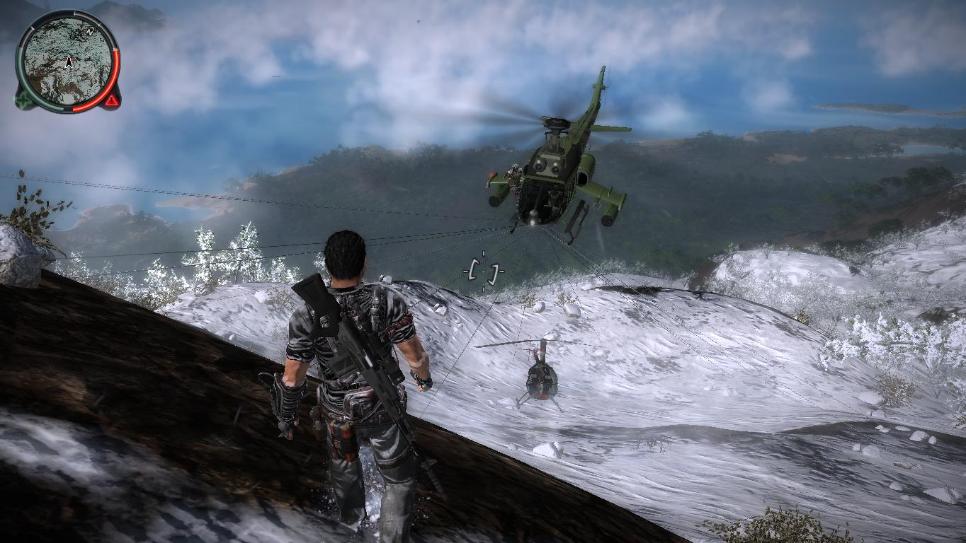 Just cause 2 pc Trainer